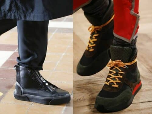 Какие кроссовки будут модными в 2019